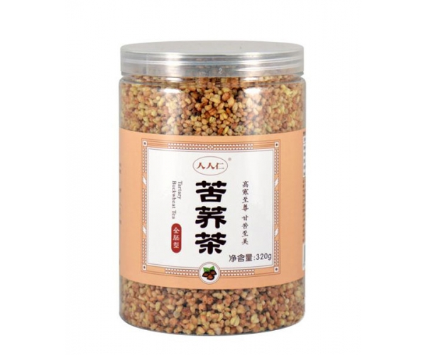 Зеленый Гречишный чай Ку Цяо 人人匚 320 г