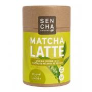 Матча чай Sencha Naturals латте матча органический 240 г