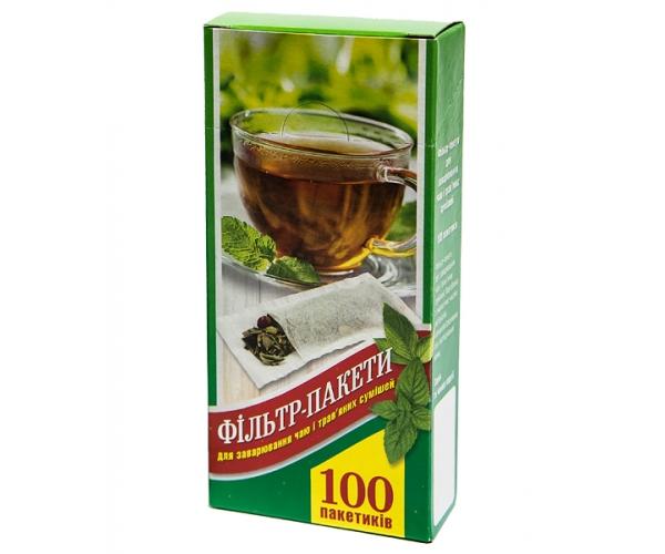 Фильтр пакеты для чая, кофе, лечебных трав