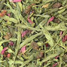 Барбарисовый зеленый чай (ягоды барбариса, василек, лист малины) 50 г