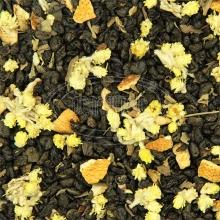 Лайм-Базилик (цедра лимона, цветки бессмертника, лепестки базилика) 50 г