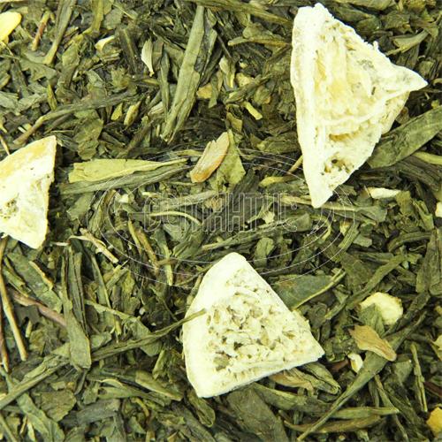 Лемон-пай (цедра лимона, цукаты, лист хмеля) 50 г