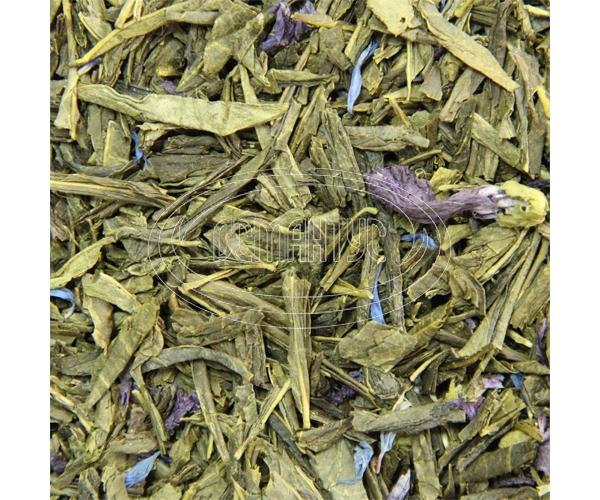 Мадам Грей зеленый чай (лепестки василька, экстракт бергамота) 50 г