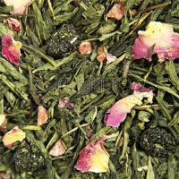 Марципан зеленый чай (бутоны чайной розы, вишня, миндаль) 50 г