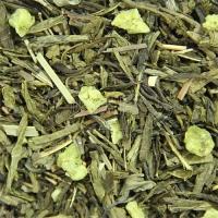 Маргарита зеленый чай (мята, цедра помело, лимонная трава ) 50 г