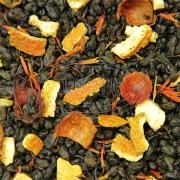 Пикантный апельсин (лепестки сафлоры, цедра апельсина, плоды шиповника) 50 г