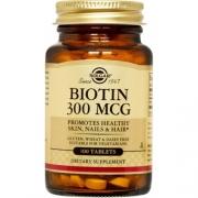 Biotin Solgar 300 мкг 100 таблеток