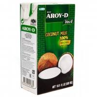 Кокосове молоко 60% Aroy-D