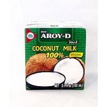 Кокосовое молоко 60% Aroy-D 150 мл