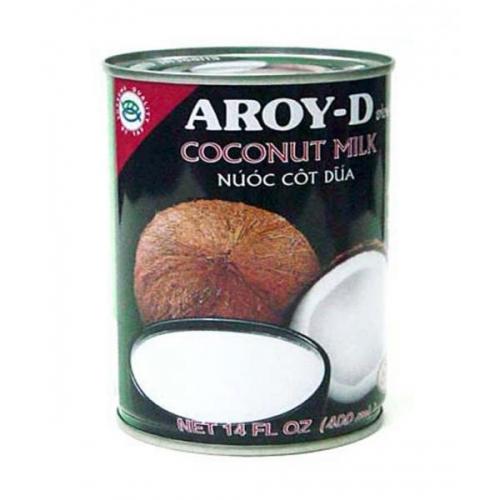 Кокосовое молоко 60% Aroy-D 400 мл