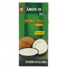 Кокосовое молоко 60% Aroy-D 1000 мл
