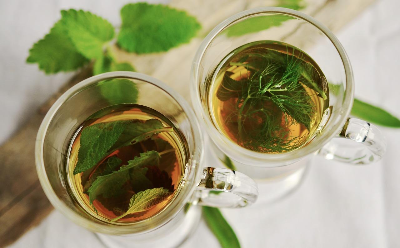 Тонизирующий чай из трав